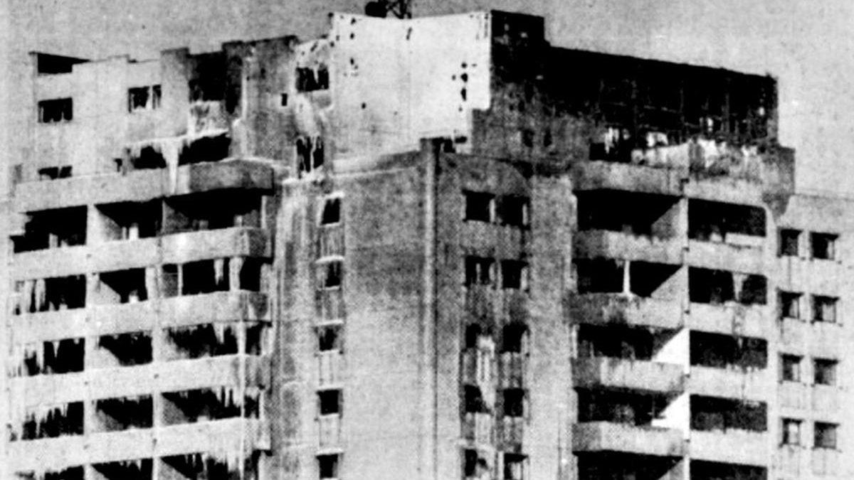 Montcalm dans les années 1980 : incendie majeur à l'édifice Le St-Laurent | 26 janvier 2020 | Article par Jean Cazes