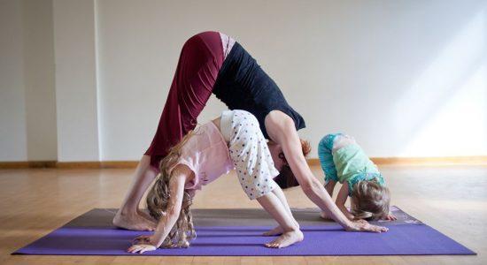 Yoga Parent-enfant
