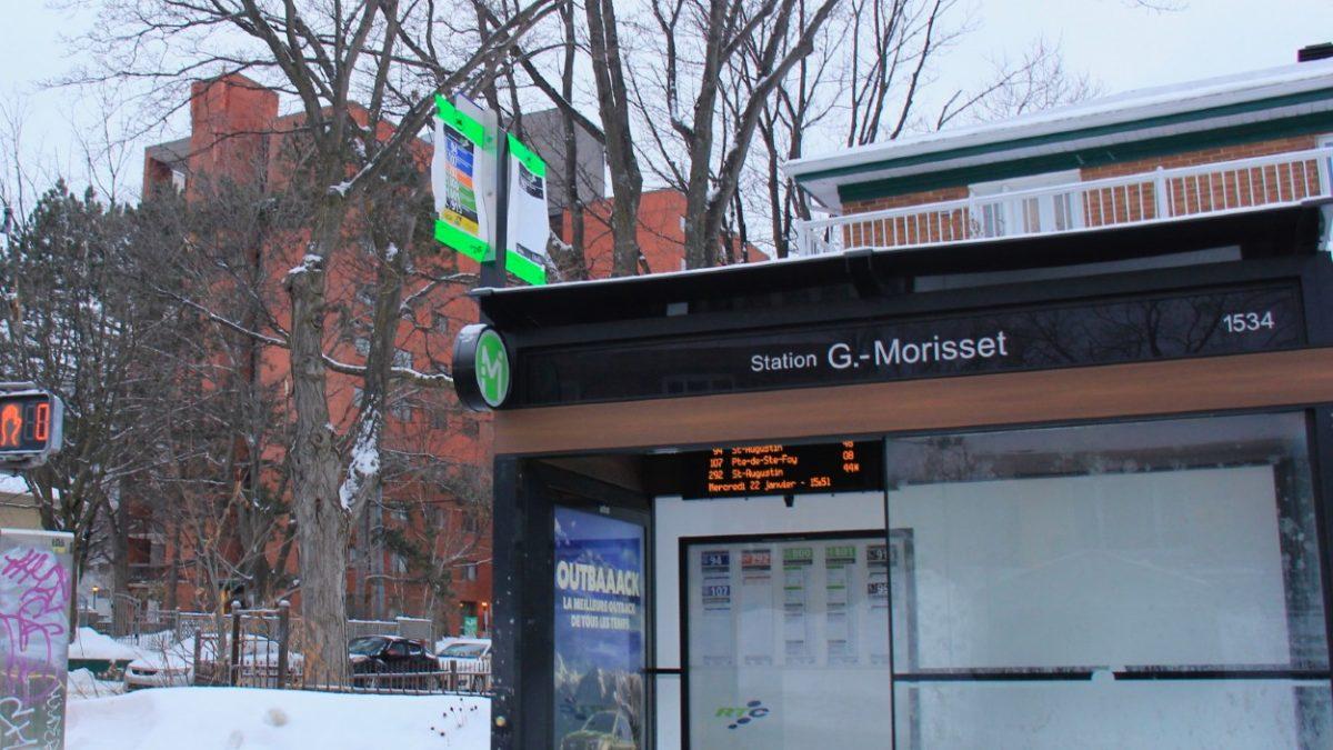Station Gérard-Morisset : signer pour restreindre l'isolement | 23 janvier 2020 | Article par Ève Cayer