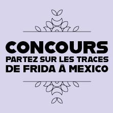 Concours   Partez sur les traces de Frida à Mexico!   Musée national des beaux-arts du Québec