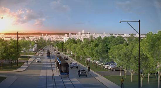Plus de tramway, moins d'idéologie - Monquartier