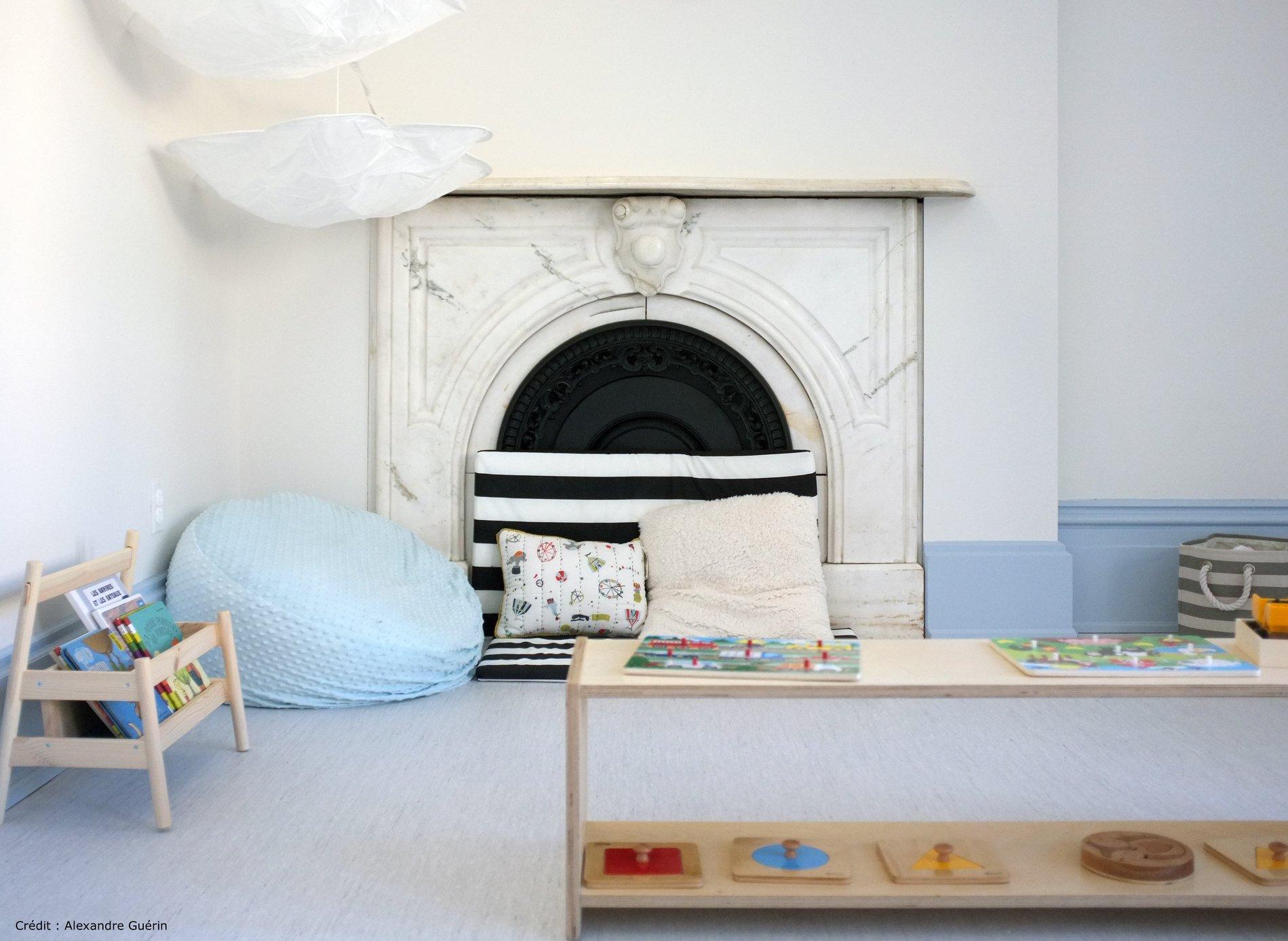 Repas de qualité et collations santé | Villa Montessori