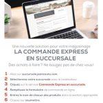 Nouveau service: La commande express en succursale - Jean Coutu - Katherine Harrison & Karen Ann O'Grady