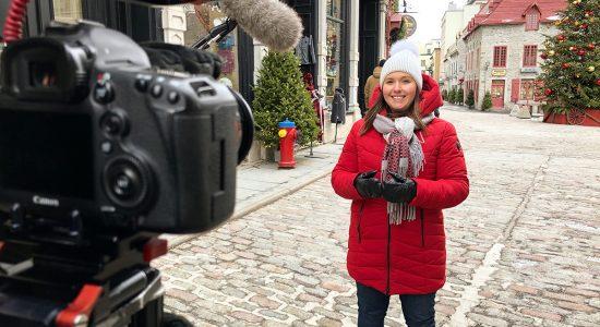 Tanya dans les médias - Tanya Beaumont