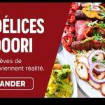 Commande en ligne - Délices Tandoori (Les)