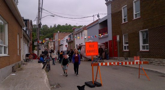 Fêtes de voisins et rues partagées tout au long de l'été à Québec - Suzie Genest