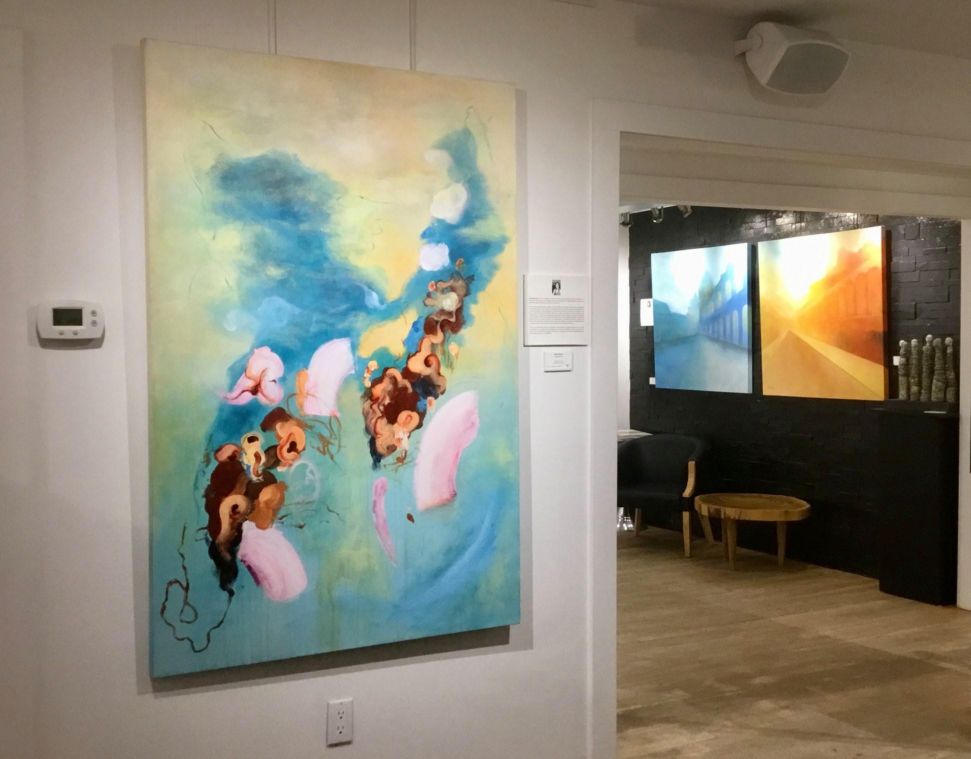 Réouverture   Galerie d'art Uno