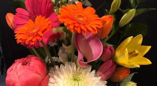 Service de livraison | Halles en fleurs (Les)