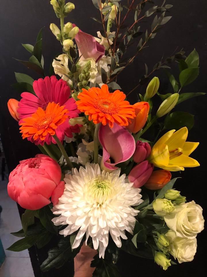 Service de livraison   Halles en fleurs (Les)