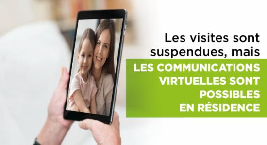 Communications virtuelles | St-Patrick (Le)