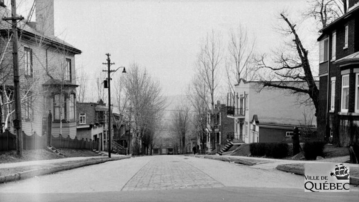 Montcalm dans les années 1940 : avenue Désy | 11 octobre 2020 | Article par Jean Cazes
