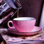 Tasse Collection Iris Dots | BeCoffee