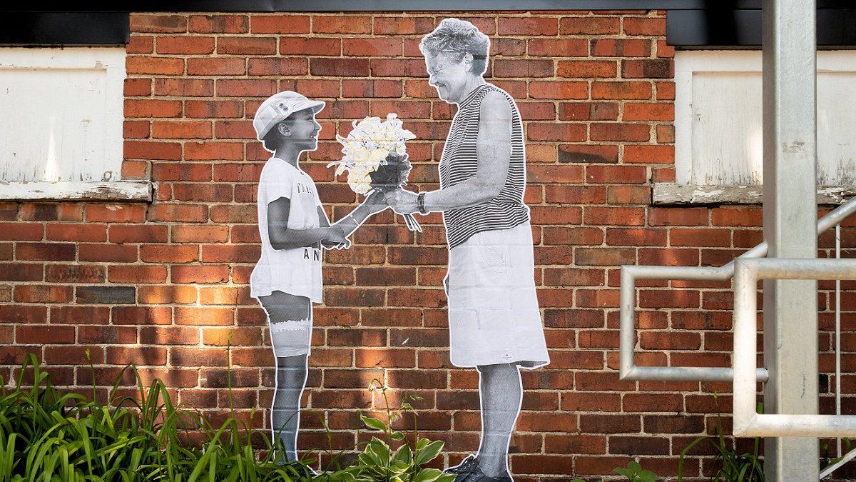 Une murale pour le verdissement citoyen dans la ruelle du Grand Peuplier | 10 juillet 2020 | Article par Suzie Genest