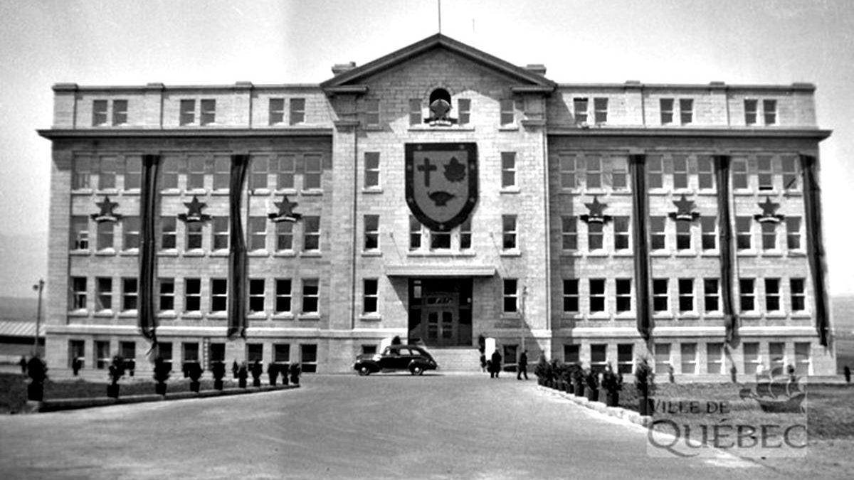 Saint-Sacrement dans les années 1940 : l'École des mines de l'Université Laval | 6 septembre 2020 | Article par Jean Cazes