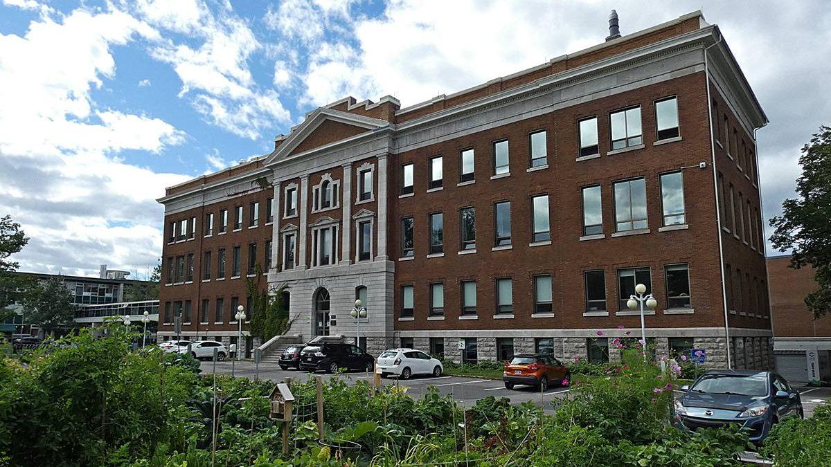 Lepavillon Jacques-Marquette. 28 août 2020.