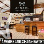 Condo à vendre rue St-Jean – 249 900 $ - Monark agence immobilière
