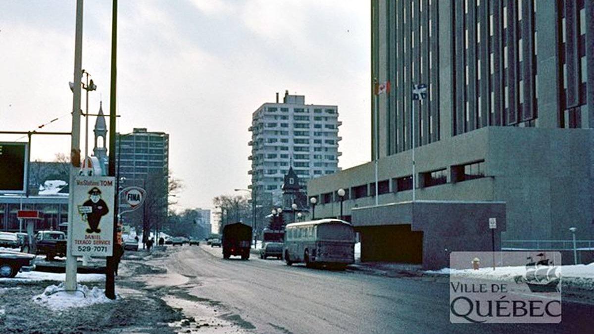 Montcalm dans les années 1970 : le Deux Cent et l'ancien garage Bérubé | 21 février 2021 | Article par Jean Cazes