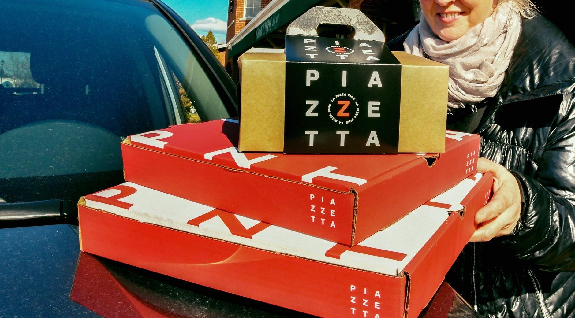 À emporter | Piazzetta Cartier (La)