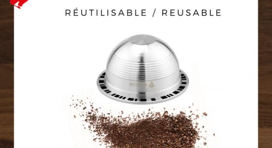 Traitement Castelo – Capsules réutilisables | Café Castelo Maison de torréfaction