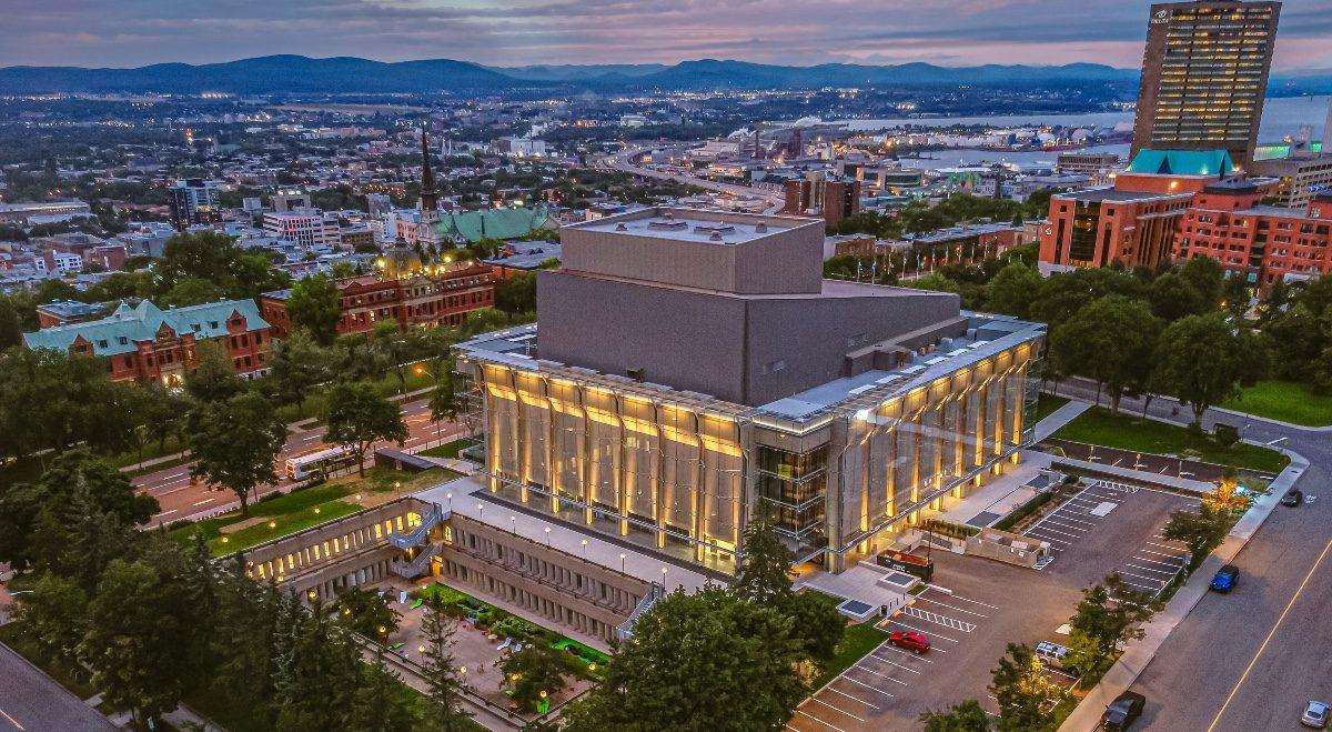 50 ans pour le Grand Théâtre de Québec | 9 juin 2021 | Article par Julie Rheaume