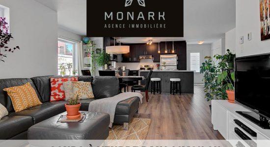 Condo à vendre Limoilou | Monark agence immobilière