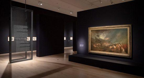 L'expo «Turner et le sublime» enfin présentée au MNBAQ - Julie Rheaume