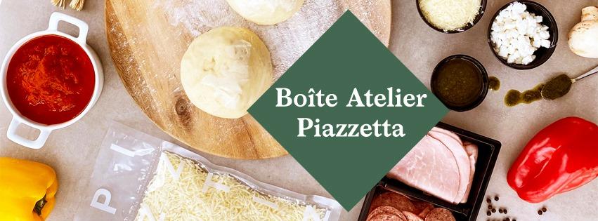 La Boîte Atelier Piazzetta | Piazzetta Cartier (La)