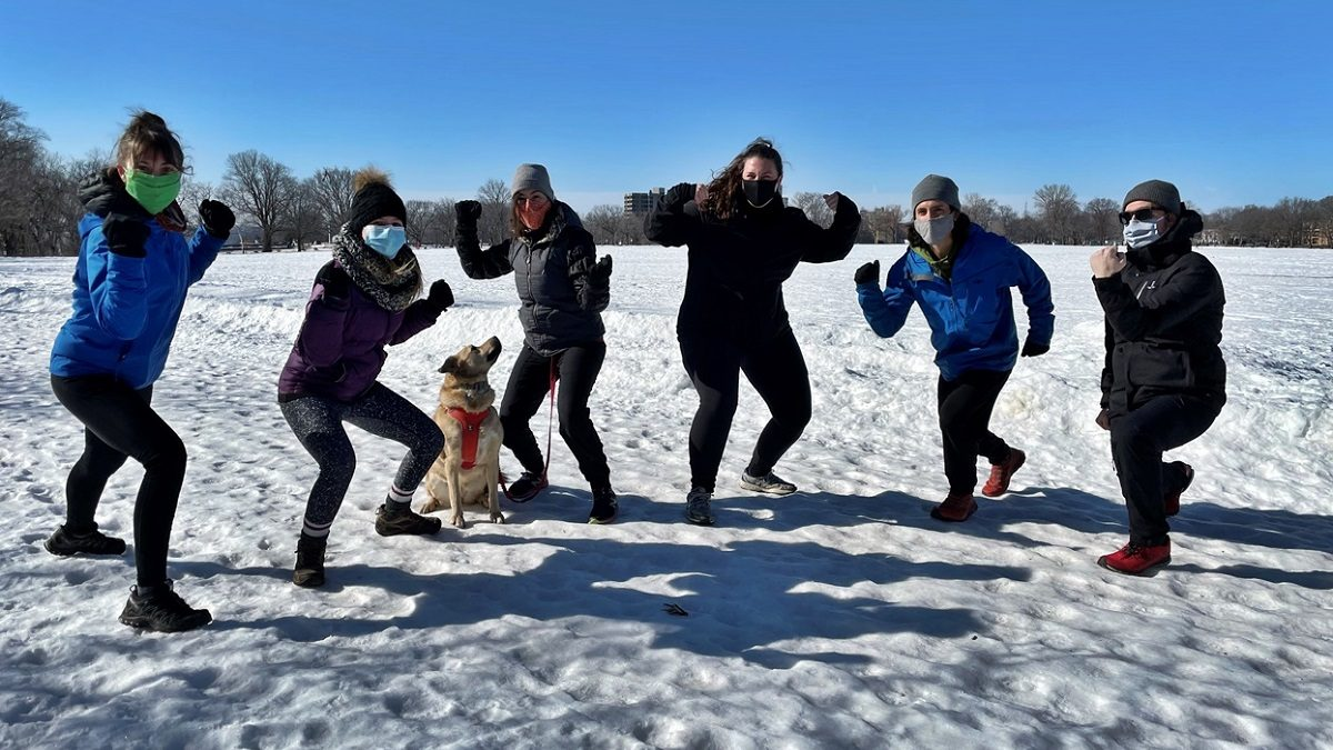 Courir à Québec pour les caribous de la Gaspésie | 16 mars 2021 | Article par Jason Duval