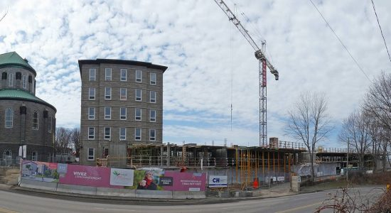Résidence Mahonia : progression du chantier - Jean Cazes