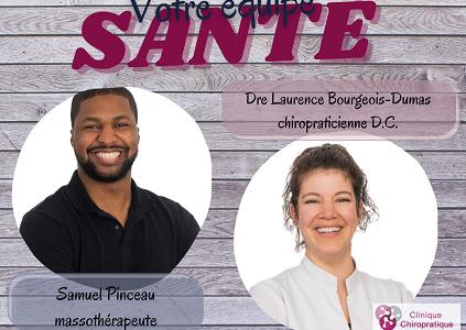 Soins de massothérapie | Clinique Chiropratique Haute-Ville
