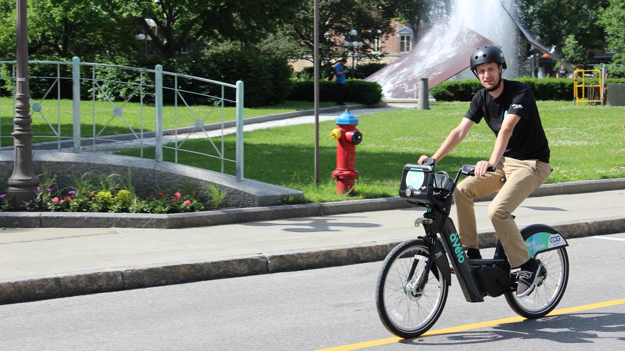 Service de vélopartage : 100 vélos disponibles dès le 9 juillet - Viktoria Miojevic