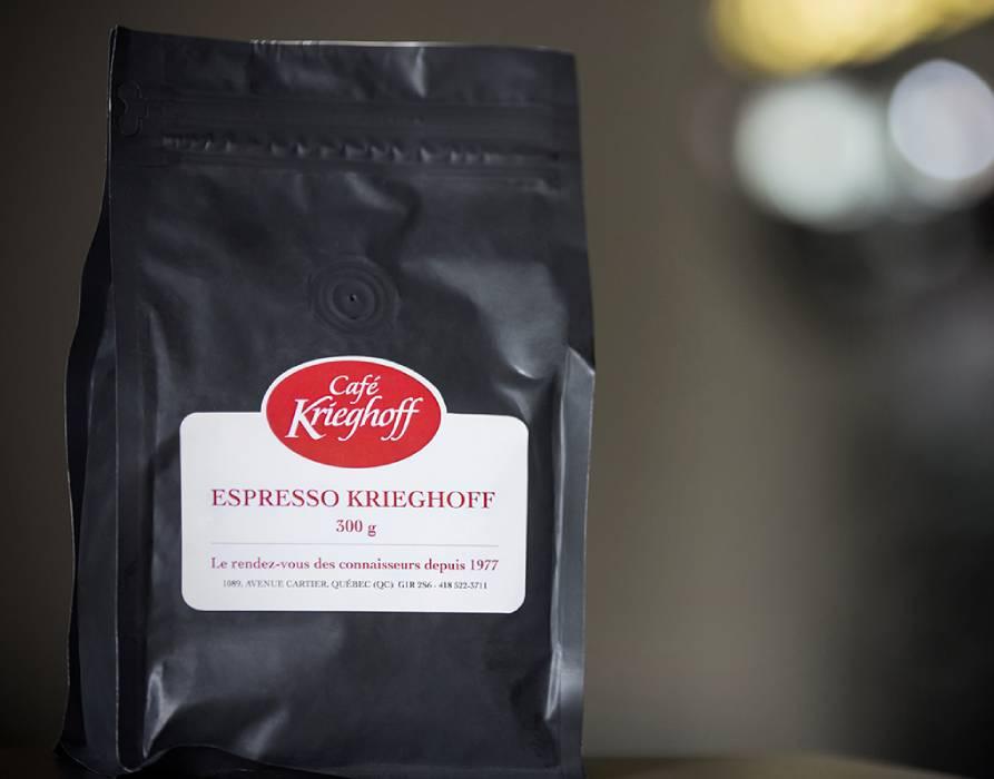 Jusqu'à - 50 % de rabais sur le café en vrac ! | Café Krieghoff