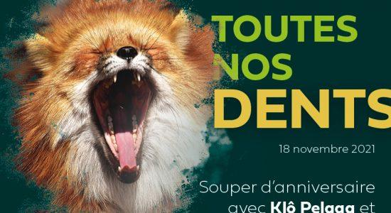 40e de Nature Québec avec Klô Pelgag et Christian Vanasse