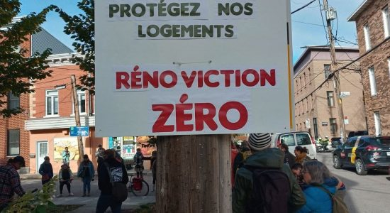 Logement et loyers : les candidats à la mairie interpellés - Julie Rheaume