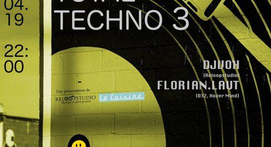 La Cuisine électronique – TotalTechno 3