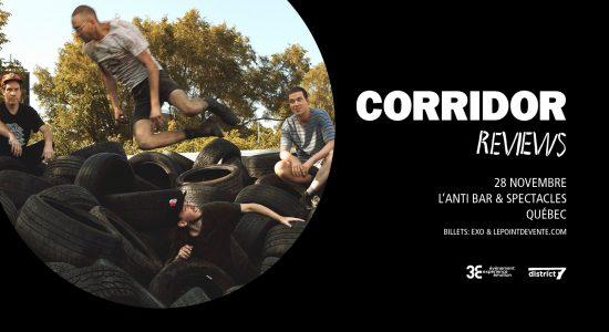Corridor avec Reviews