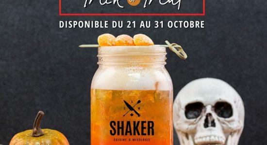 Cocktail d'Halloween   SHAKER St-Joseph – Cuisine & Mixologie