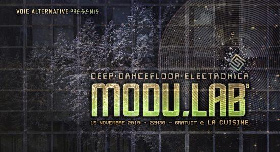 modu.lab #8 / 6 ans de Voie Alternative