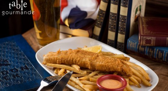 Québec table gourmande | London Jack
