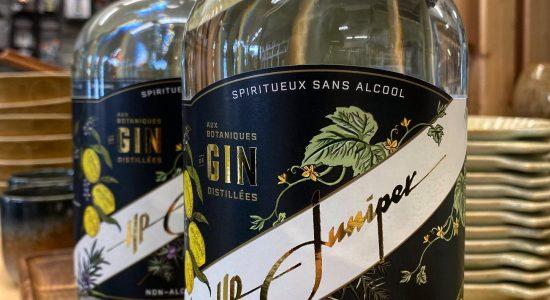 Gin sans alcool québécois | Accro Cuisine et dépendances